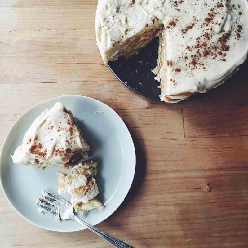 How to Make Chai Tiramisu (& Other Ways to Use Chai Concentrate)