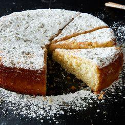 Diana Henry's Lemon & Lavender Cake