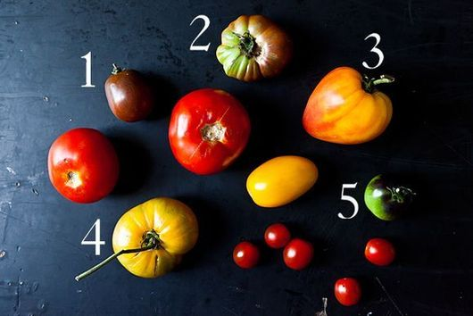 Down & Dirty: Tomatoes