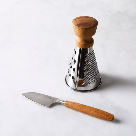 Mini Cheese Grater and Knife Set