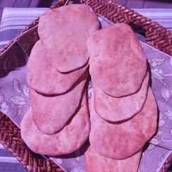 Food Processor NITA Bread (Naan and Pita in One)