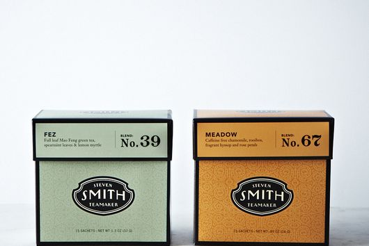 (OLD) No. 67 Meadow and No. 39 Fez Steven Smith Tea Duo