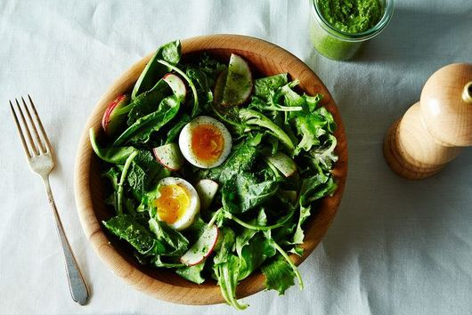 Late Night Out? Eat Salad for Breakfast (Trust Us)