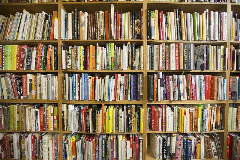 Books on Food52
