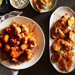Two Spicy, Saucy Reasons to Ditch the Wings on Super Bowl