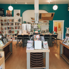 Around the World in 13 Cookbook Shops