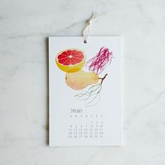 2015 Buy Local Calendar