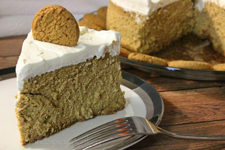 New York Pumpkin Cheesecake