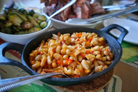 Spicy Cannellini Beans
