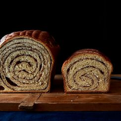 Come, Let's Climb This Skyscraping Cinnamon Bread to the Moon