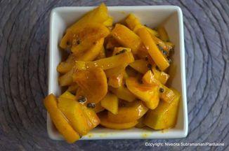 Quick Mango Meyer lemon relish Recipe on Food52