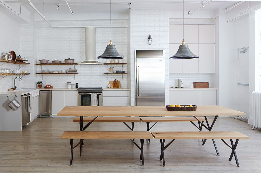 Food52 New Office New York City Mark Weinberg Test Kitchen