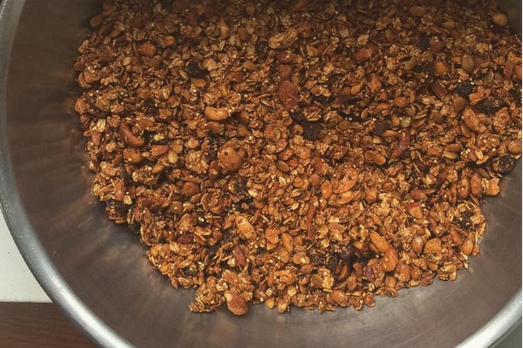 everyday granola