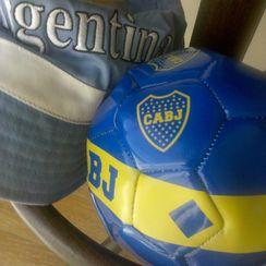 Boca Juniors Sliders