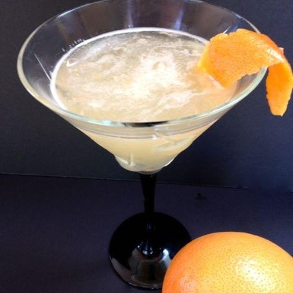 Grapefruit Martini Recipe On Food52
