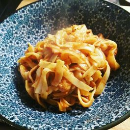 Sausage and Fennel Seed Pasta