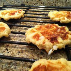 Gaufres de Lieges (Belgian waffles from Lieges)
