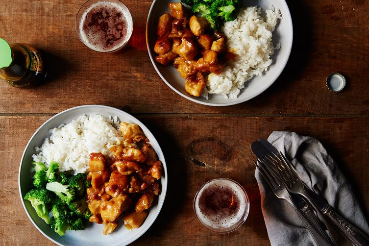 Homemade Takeout: Orange Chicken