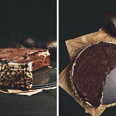 Hazelnut Chocolate Cake