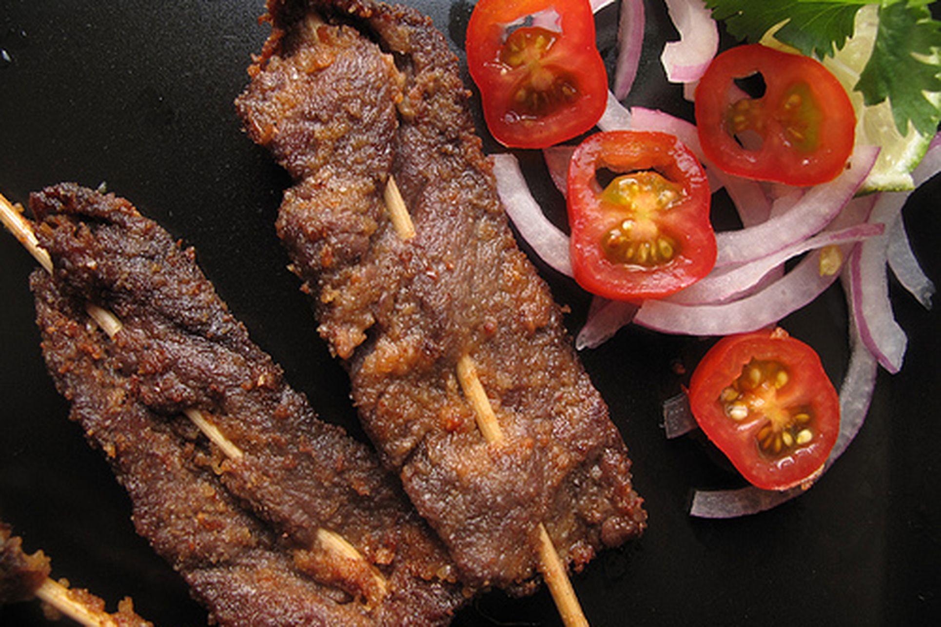 Nigerian Beef Suya Recipe on Food52