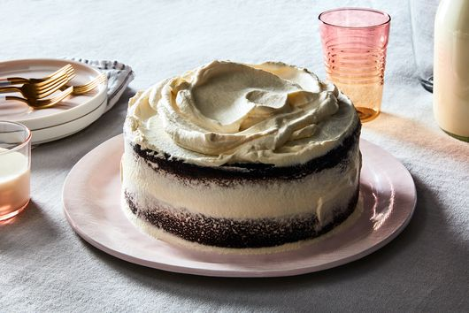 A Chocolate Cake That Celebrates Mothers—Lost & Found