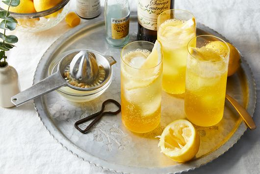 A Refreshing, Lemony Session Cocktail Perfect for Slow Summer Sipping