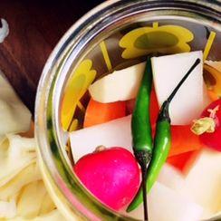 'Sichuan PaoCai'   Sichuan Pickles