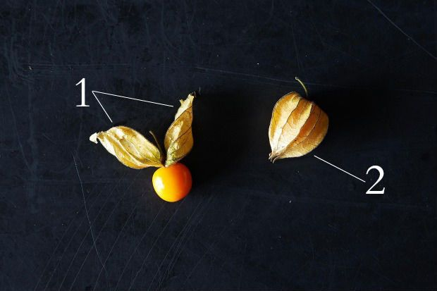 How to Use Cape Gooseberries, from Food52