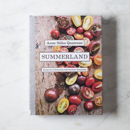 Summerland, Signed Cookbook