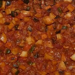 Givetch – Updated Bulgarian Roasted Ratatouille
