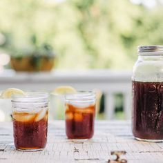 Beth Kirby's Old-Fashioned Sweet Tea