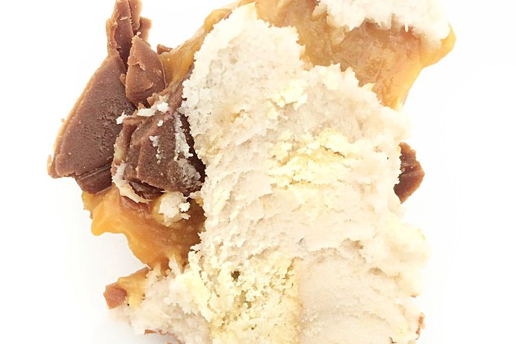 Banoffee pie ice cream