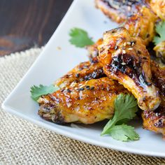 honey sriracha lime wings