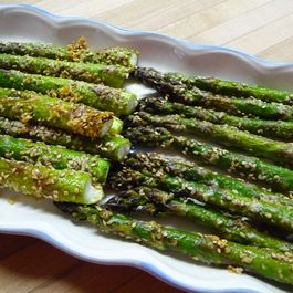 Asparagus by James Potts