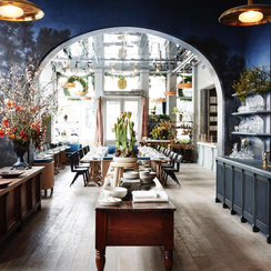 It's a Store! It's a Restaurant! 12 Stylish Spots We Could Spend All Day In
