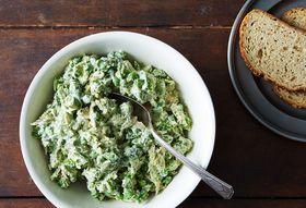 35fdb9c7 25fe 4d37 a9c6 d1f28aeb3ea4  pesto chicken salad with peas food52 mark weinberg 14 08 12 0230