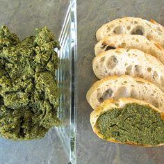 Smoky Kale - Chorizo Spread