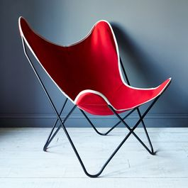 Steel Butterfly Chair