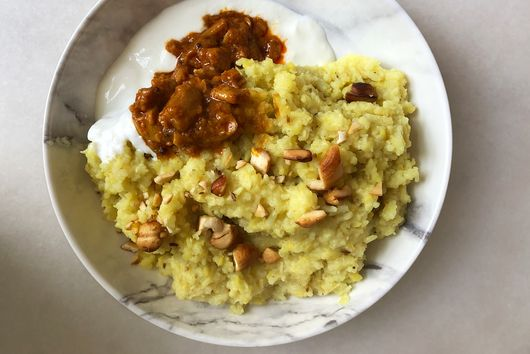 Khara Huggi or Pongal From Chitra Agrawal