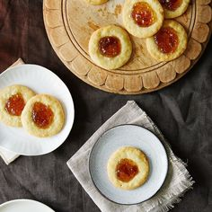 How to Make Thumbprint Cookies Every Which Way