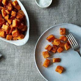 A Better Way to Roast Sweet Potatoes