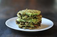 Zucchini Pancakes