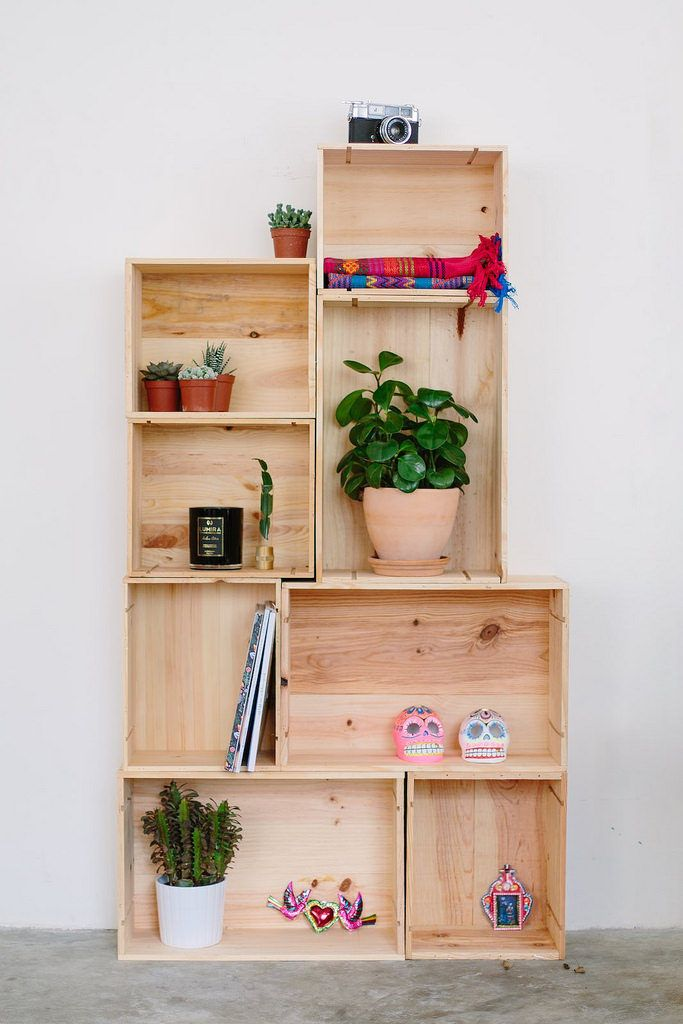 A Pair & a Spare Storage DIY