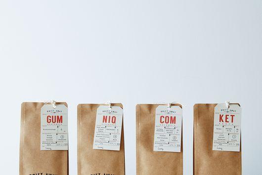 Driftaway Single Origin Coffee Sampler (Set of 4)