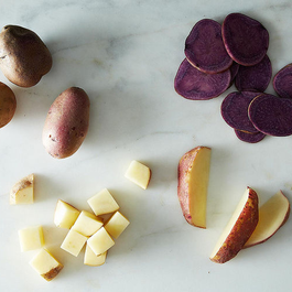 Potato Collections by Madelaine Linebarger