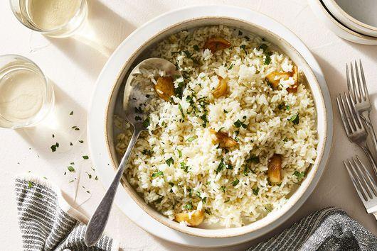 A Lemony-Perfect Pot of Rice