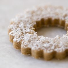 Heidi Swanson's Swedish Rye Cut-Out Cookies