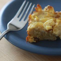 Kugel (Baked Noodle Pudding)