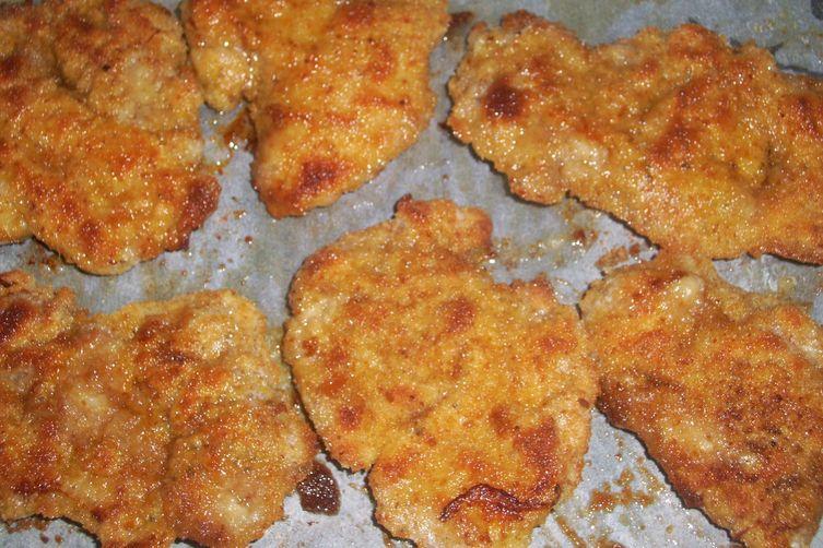 Easy breaded chicken thigh recipes