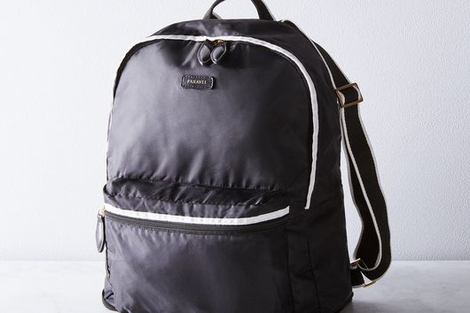 Fold-Up Nylon Backpack